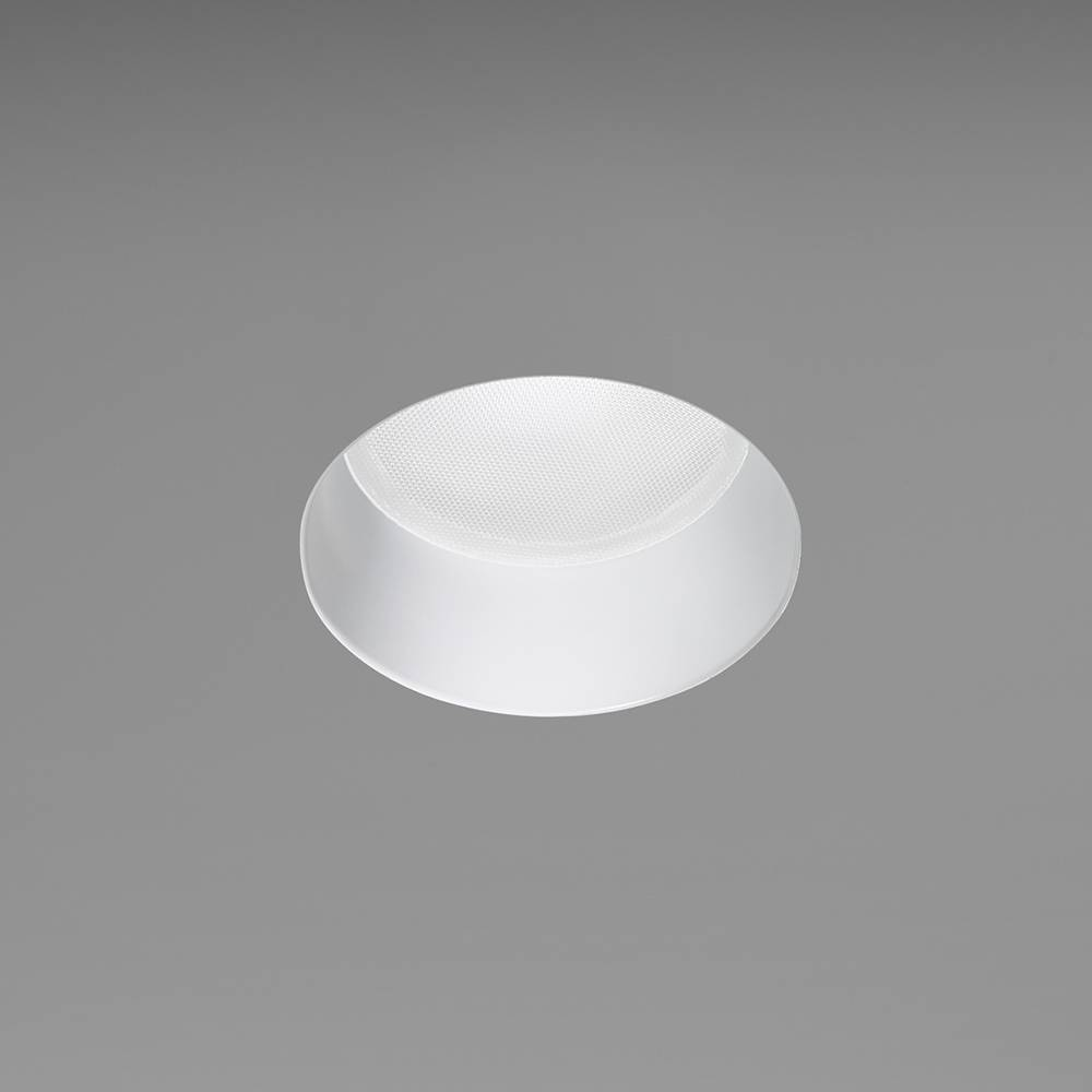 Built-in swivel downlight LED devices