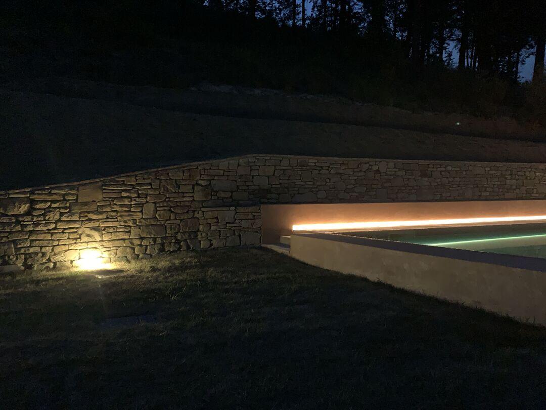 illuminazione outdoor